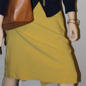 Banana Republic Pencil Stretch Skirt 10